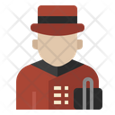 Bellboy Job Avatar Icon