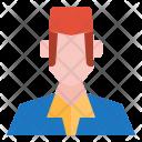 Bellboy Avatar Man Icon
