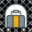 Bellboy Service Bellhop Icon