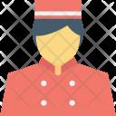 Bellboy Bellhop Chef Icon