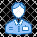 Bellboy Bellhop Doorman Icon