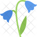 Bellflower Flower Nature Icon