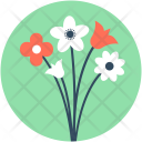 Bellflower Bluebell Bloom Icon