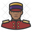 Bellhop Black Male Bellhop Black Icon