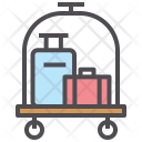 Bellhop Porter Service Icon