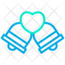 Wedding Bells Wedding Marriage Icon
