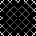 Below Arrow Icon