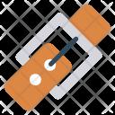 Belt Buckle Waistband Icon
