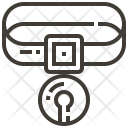 Belt Collar Bell Icon