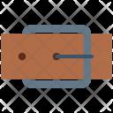 Belt Waist Garment Icon