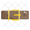 Belt Buckle Fashion Accessory Icon