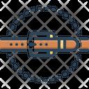 Belt Prevention Safety Icon