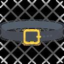 Belt Clothes Waistband Icon