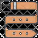Belt Accessories Buckle Icon