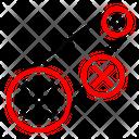 Belt Service Gear Icon