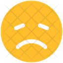 Bemused Face Icon