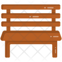 Seat Bench Pew Icon