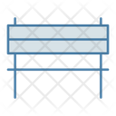 Bench Seat Park Icon
