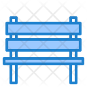 Bench Seat Chair Icon