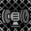 Grinder Machine Bench Icon