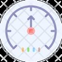 Bench Marketing Dashboard Speed Icon
