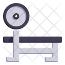 Bench Press Bench Press Icon