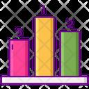 Benchmark Podium Chart Icon