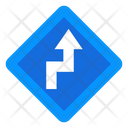 Bend Arrow Icon