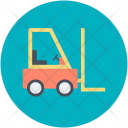 Bendi Truck Counterbalanced Icon