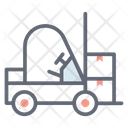 Loading Truck Bendi Truck Logistics Truck Icon
