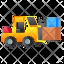 Bendi Truck Forklift Truck Fork Truck Icon
