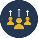 Benefaction Contribution Group Icon