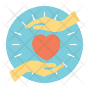 Heart Care Benefactor Icon