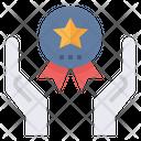 Benefit Prize Award Icon