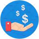 Benefit Funding Earning Icon