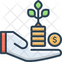 Benefit Advantage Profit Icon