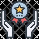 Benefit Prize Icon
