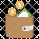 Benefits Wealth Income Icon