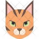 Bengal Cat Icon