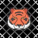 Bengal Tiger Royal Icon