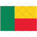 Flag Country Benin Icon