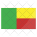 Benin International Nation Icon