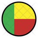 Benin Nation Country Icon