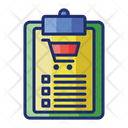 Beo Clipboard Document Icon