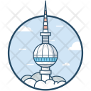 Berlin Ball Tower Icon