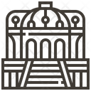 Berlin Cathedral Architecture Christin Icon