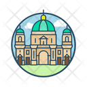 Berlin Cathedral Icon