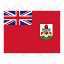 Bermuda Flag Flags Icon