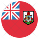 Bermuda National Country Icon