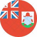 Bermuda Flag Country Icon